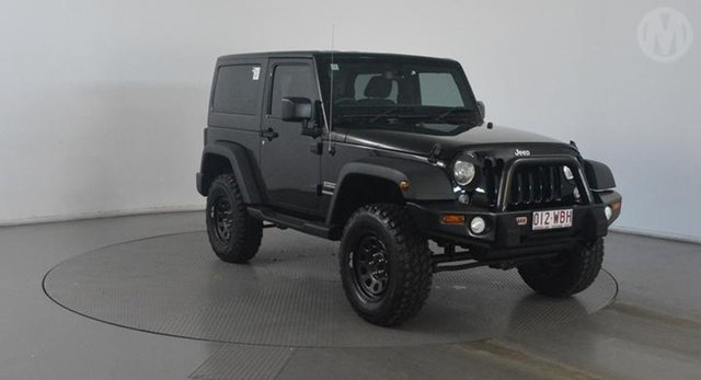 Used Jeep Wrangler Sport (4x4), Altona North, 2015 Jeep Wrangler Sport (4x4) Softtop