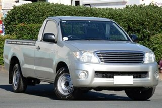 Used Toyota Hilux SR, Acacia Ridge, 2009 Toyota Hilux SR GGN15R MY10 Utility