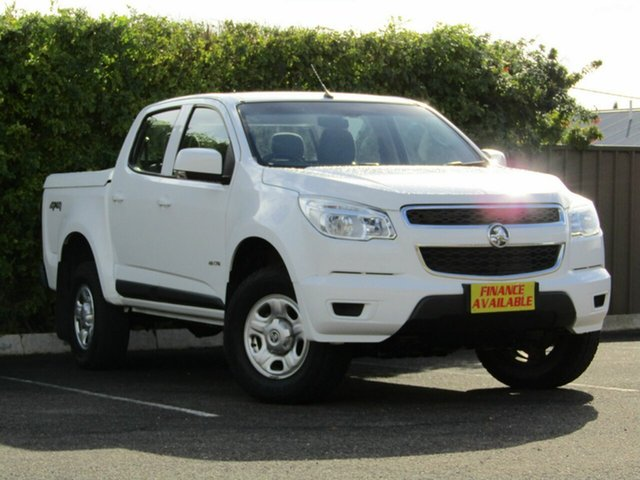 Used Holden Colorado LX Crew Cab, 2013 Holden Colorado LX Crew Cab Utility