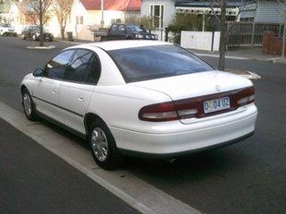 2000 Holden Commodore Executive Sedan.