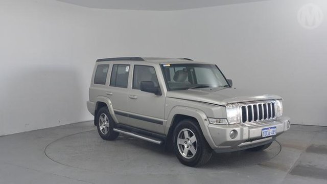Used Jeep Commander, Altona North, 2009 Jeep Commander Wagon