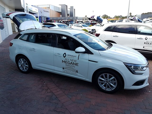 Discounted Demonstrator, Demo, Near New Renault Megane Zen EDC, Warwick Farm, 2017 Renault Megane Zen EDC Wagon