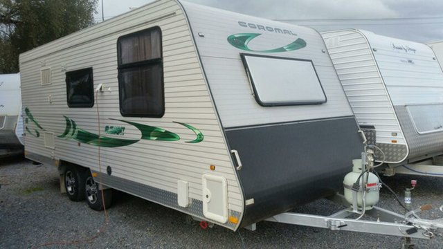 Used Coromal Element B612S, St Marys, 2013 Coromal Element B612S Caravan