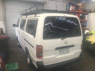 1999 Toyota HiAce Van.