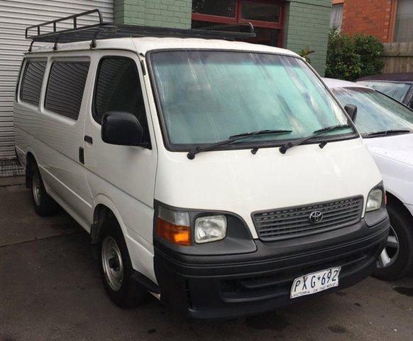 Used Toyota HiAce, Glen Waverley, 1999 Toyota HiAce Van