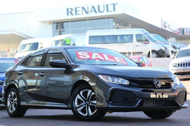 Discounted Demonstrator, Demo, Near New Honda Civic VTi, Narellan, 2017 Honda Civic VTi Hatchback