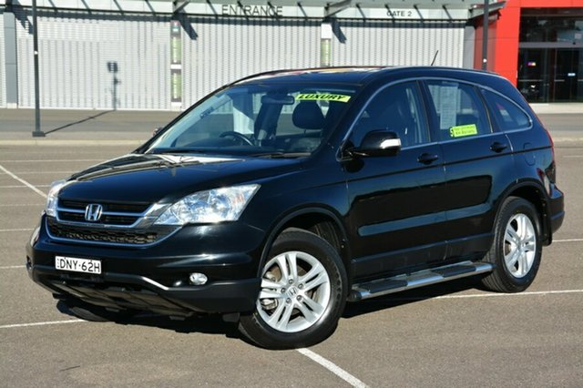 Used Honda CR-V RE MY2011 Luxury 4WD, 2012 Honda CR-V RE MY2011 Luxury 4WD Black 5 Speed Automatic Wagon