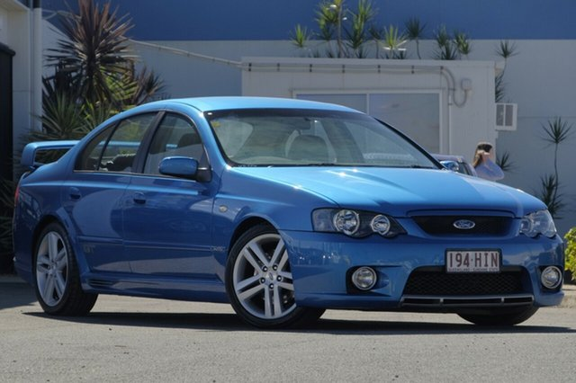 Used Ford Performance Vehicles GT, Bowen Hills, 2003 Ford Performance Vehicles GT Sedan