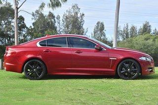 2013 Jaguar XF S Sedan.