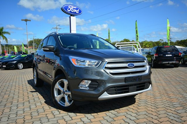 Discounted Demonstrator, Demo, Near New Ford Escape Trend PwrShift AWD, Southport, 2017 Ford Escape Trend PwrShift AWD SUV