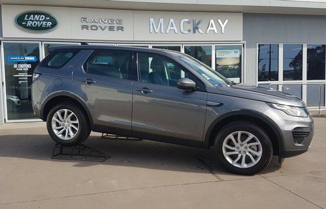 Demonstrator, Demo, Near New Land Rover Discovery Sport TD4 180 SE, Mackay, 2016 Land Rover Discovery Sport TD4 180 SE Wagon