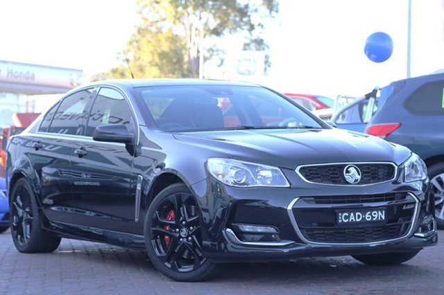 Discounted Used Holden Commodore SS V Redline, Narellan, 2016 Holden Commodore SS V Redline Sedan