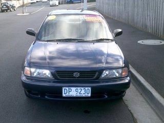 1997 Suzuki Baleno GL Sedan.