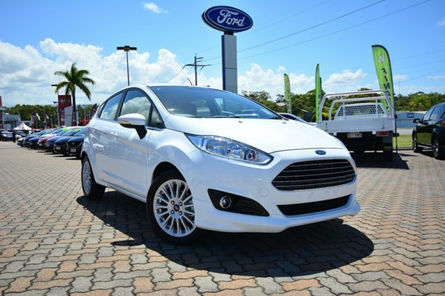Discounted New Ford Fiesta Sport PwrShift, Southport, 2017 Ford Fiesta Sport PwrShift Hatchback
