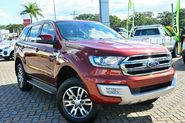 Discounted New Ford Everest Trend RWD, Southport, 2016 Ford Everest Trend RWD Wagon