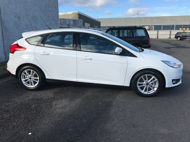 Demonstrator, Demo, Near New Ford Focus Trend, Hobart, 2016 Ford Focus Trend Hatchback