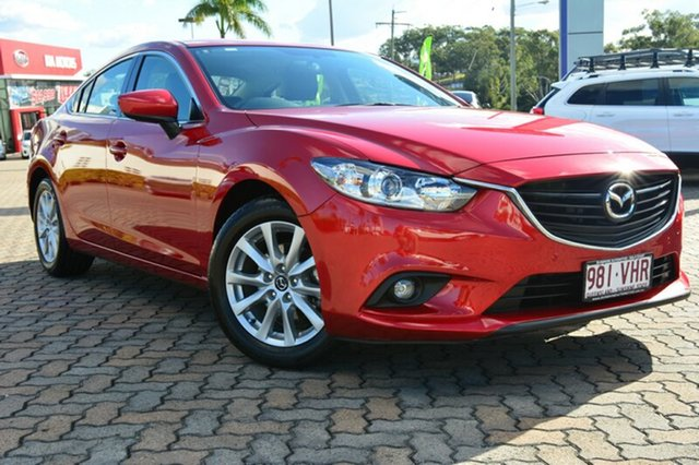 Discounted Used Mazda 6 Touring SKYACTIV-Drive, Southport, 2014 Mazda 6 Touring SKYACTIV-Drive Sedan