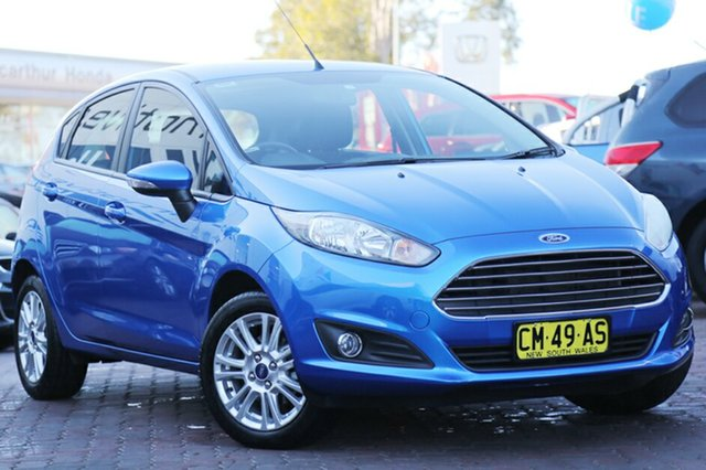 Used Ford Fiesta Trend, Southport, 2014 Ford Fiesta Trend Hatchback