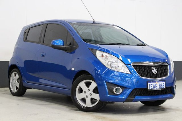 Used Holden Barina Spark CD, Bentley, 2012 Holden Barina Spark CD Hatchback