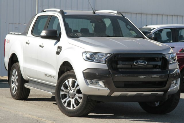 New Ford Ranger Wildtrak Double Cab, Reynella, 2017 Ford Ranger Wildtrak Double Cab Utility