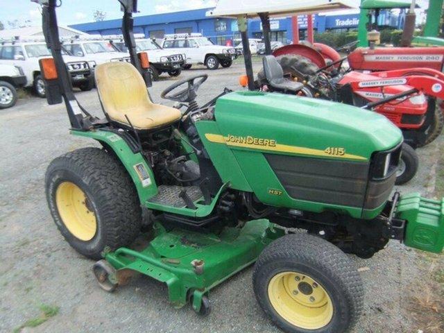 Used John Deere 4115 Tractor, Caboolture, John Deere 4115 Tractor Tractor