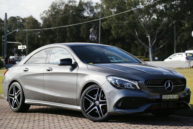 Used Mercedes-Benz CLA250 Sport DCT 4MATIC, Warwick Farm, 2016 Mercedes-Benz CLA250 Sport DCT 4MATIC Coupe