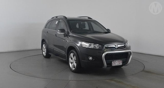 Used Holden Captiva 7 CX (4x4), Altona North, 2013 Holden Captiva 7 CX (4x4) Wagon