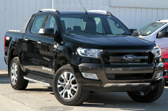 New Ford Ranger Wildtrak Double Cab, Cardiff, 2018 Ford Ranger Wildtrak Double Cab Utility