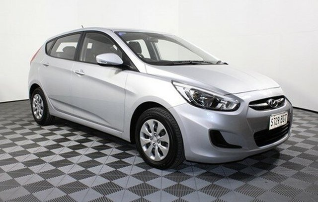 Used Hyundai Accent Active, Wayville, 2014 Hyundai Accent Active Hatchback
