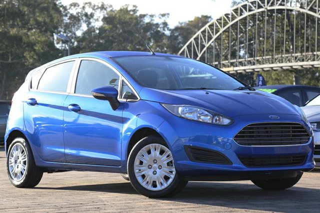 Discounted New Ford Fiesta Ambiente PwrShift, Warwick Farm, 2017 Ford Fiesta Ambiente PwrShift Hatchback