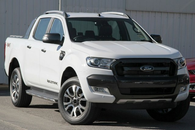 New Ford Ranger Wildtrak Double Cab, Rutherford, 2018 Ford Ranger Wildtrak Double Cab Utility