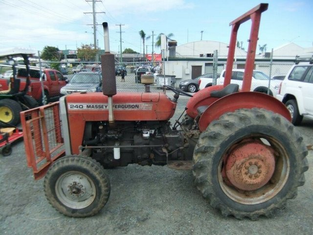 Used Massey Ferguson 240 Tractor, Caboolture, Massey Ferguson 240 Tractor Tractor
