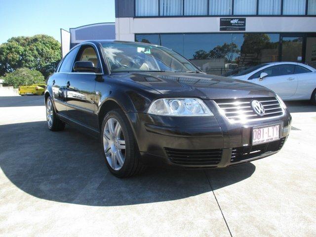 Used Volkswagen Passat, Capalaba, 2002 Volkswagen Passat Sedan