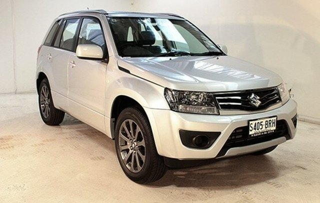 Demonstrator, Demo, Near New Suzuki Grand Vitara Navigator 2WD, Wayville, 2016 Suzuki Grand Vitara Navigator 2WD Wagon