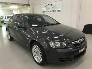 2010 Holden Commodore International Sedan.