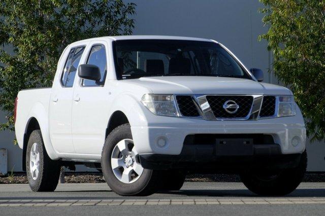 Used Nissan Navara RX, Robina, 2009 Nissan Navara RX D40 Utility