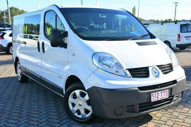 Used Renault Trafic Low Roof LWB Quickshift, Southport, 2013 Renault Trafic Low Roof LWB Quickshift Van