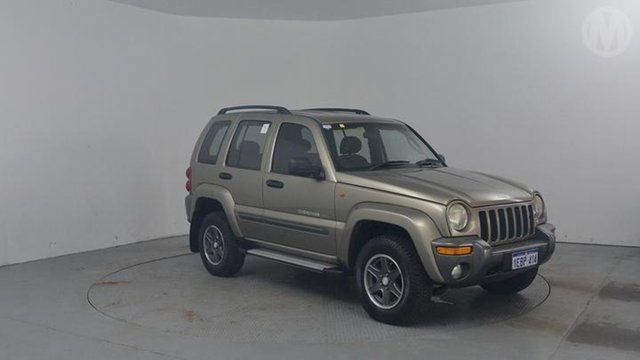 Used Jeep Cherokee Sport (4x4), Altona North, 2004 Jeep Cherokee Sport (4x4) Wagon