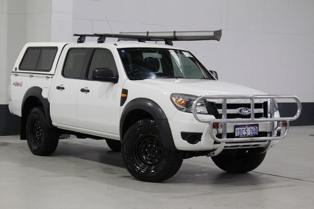 Used Ford Ranger XL (4x4), Bentley, 2009 Ford Ranger XL (4x4) Dual Cab Pick-up