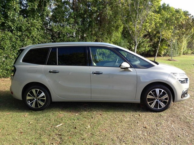 New Citroen Grand C4 Picasso Exclusive, Nambour, 2017 Citroen Grand C4 Picasso Exclusive B7 MY17 Wagon