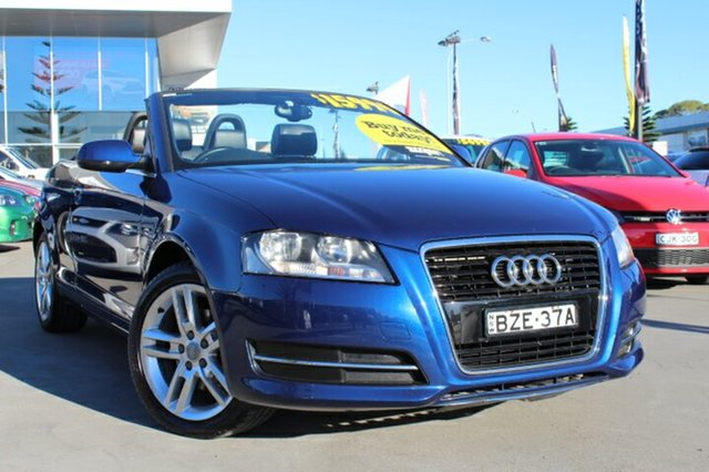 Used Audi A3 TFSI S tronic Attraction, Hamilton, 2011 Audi A3 TFSI S tronic Attraction Convertible