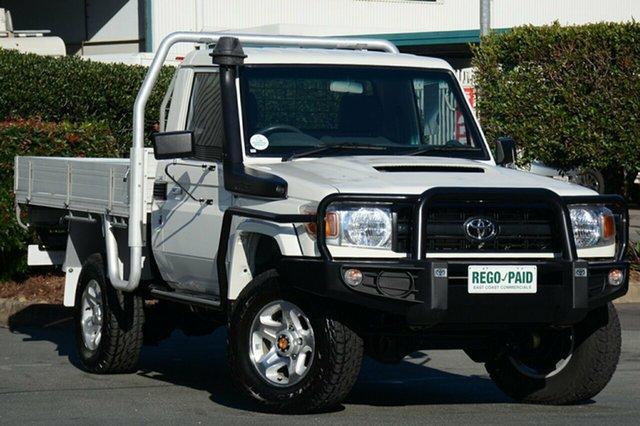 Used Toyota Landcruiser GX, Acacia Ridge, 2012 Toyota Landcruiser GX VDJ79R MY10 Cab Chassis