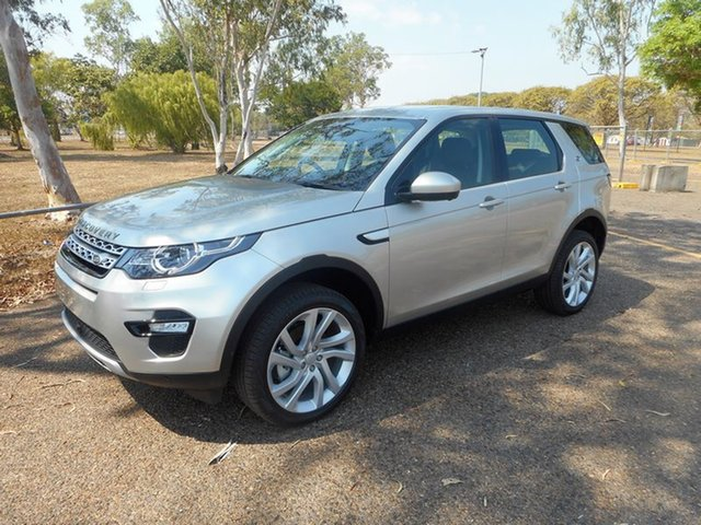 New Land Rover Discovery Sport TD4 180 HSE, Winnellie, 2017 Land Rover Discovery Sport TD4 180 HSE Wagon