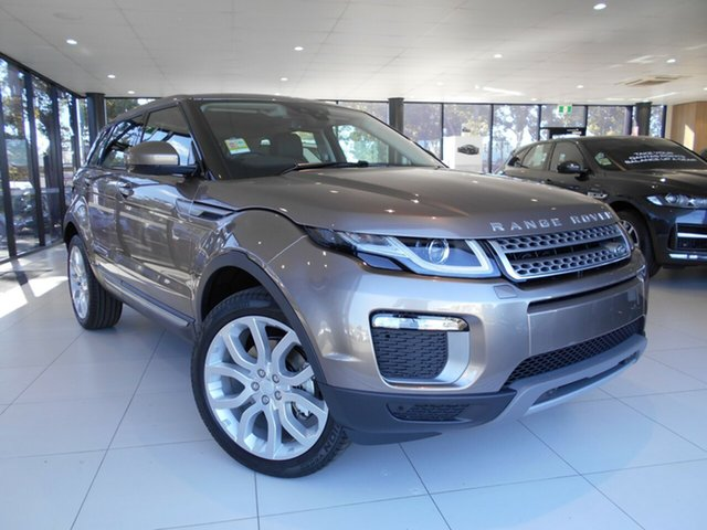 Discounted Demonstrator, Demo, Near New Land Rover Range Rover Evoque TD4 150 SE, Toowoomba, 2017 Land Rover Range Rover Evoque TD4 150 SE Wagon