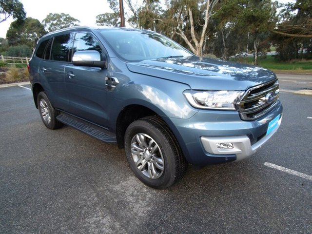 Discounted Demonstrator, Demo, Near New Ford Everest Trend RWD, Cheltenham, 2017 Ford Everest Trend RWD Wagon