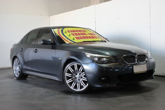 Used BMW 525i Sport, Underwood, 2008 BMW 525i Sport Sedan