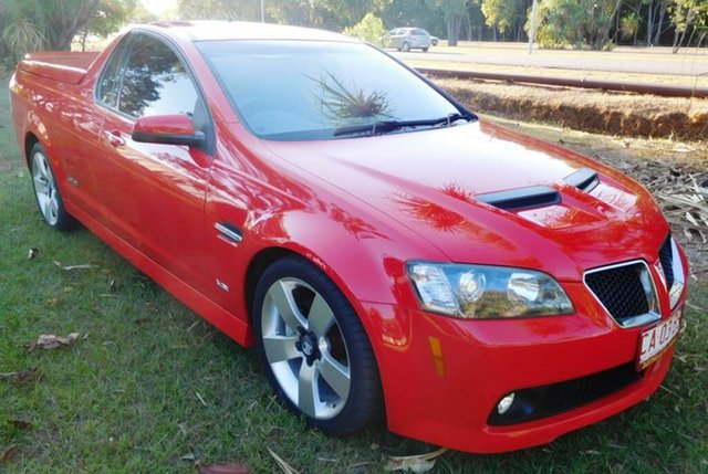 Used Holden Ute VE MY10 SS V Special Edition, 2009 Holden Ute VE MY10 SS V Special Edition Red 6 Speed Manual Utility