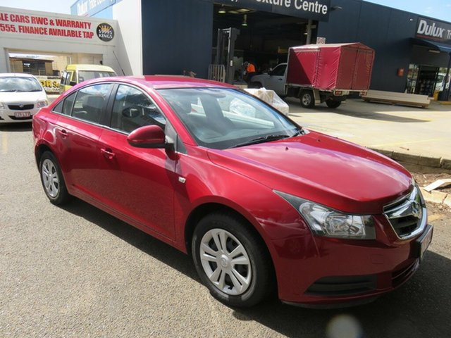 Used Holden Cruze CD, Toowoomba, 2009 Holden Cruze CD Sedan