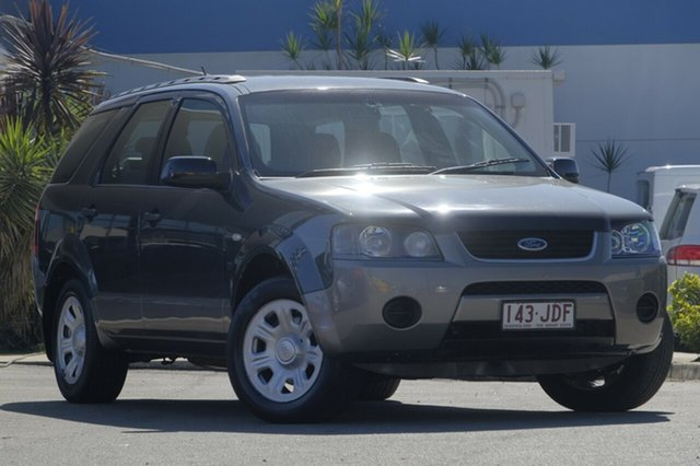 Used Ford Territory TX AWD, Bowen Hills, 2006 Ford Territory TX AWD Wagon