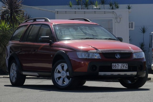 Used Holden Adventra SX6, Bowen Hills, 2005 Holden Adventra SX6 Wagon